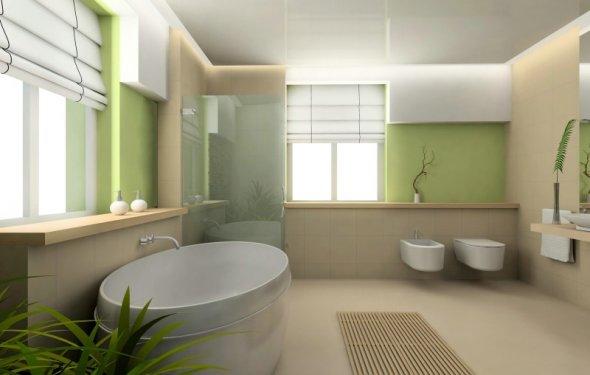 Фэн-шуй ванной комнаты и