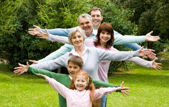 Семья важна для каждого ч