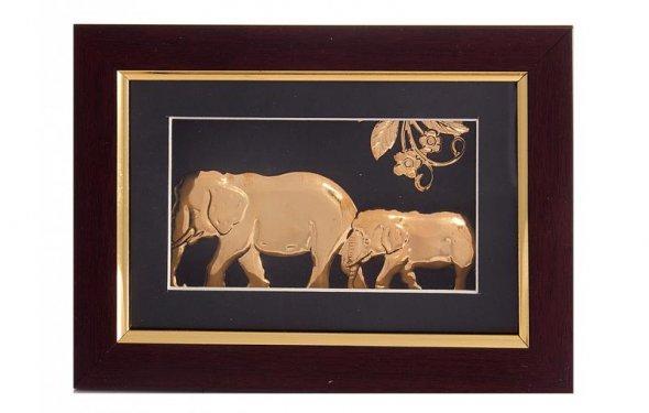 Композиция декоративная Слоны